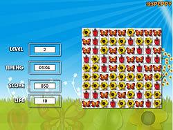 Flower Blast game