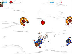 Snowball Warrior game