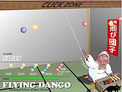 Permainan Flying Dango