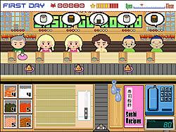 Sushi Go Round παιχνίδι