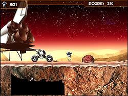 gra Mars Buggy