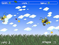 The Great Honeybee Heist game
