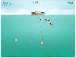 Fisherman Sam παιχνίδι