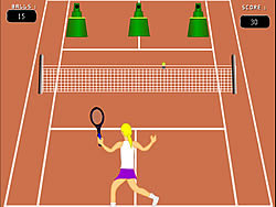 Tennis Guru game