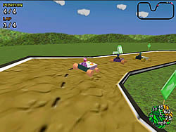Buggy Racers game