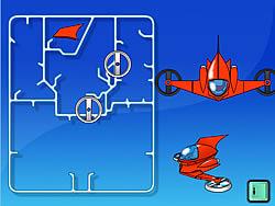 Gioca gratuitamente a Build Mazinger Z