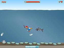 Beaver Dive game