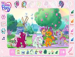 Gioca gratuitamente a My Little Pony - Friendship Ball