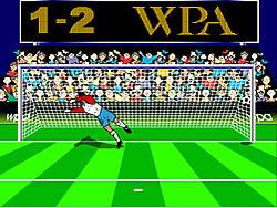 Permainan Penalty Shootout
