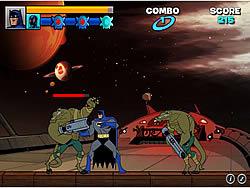 Gioca gratuitamente a Batman Dynamic Double Team