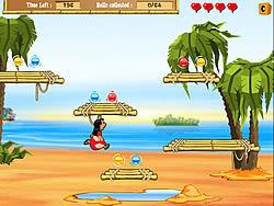 Gioca gratuitamente a Lilo & Stich - Beach Treasure