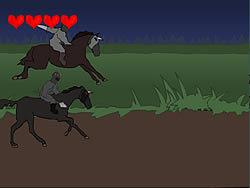Permainan Knight vs Knight