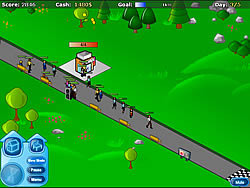 Shopping City oyunu