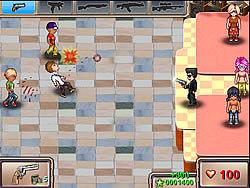 GUNROX - Superstar Bodyguard oyunu
