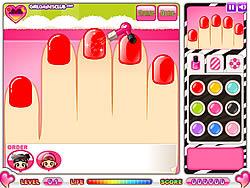 Sami's Nail Studio oyunu