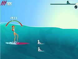 gra Surf or Sink