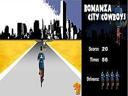Permainan Bonanza City Cowboys