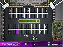Record Speed Parking oyunu
