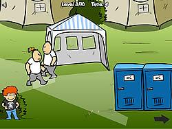 Festival Sneak-In oyunu