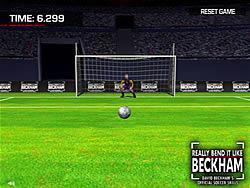Jogar jogo grátis Bend it Like Beckham