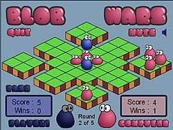 Permainan Blob Wars