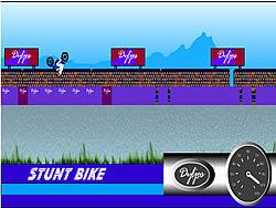 Permainan Stunt Bike