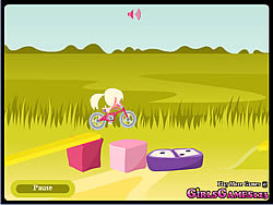 Permainan Biking Beauty 2