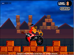 gra Creepy Rider