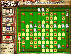 Farmers On Fire game