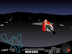 Moon Rider game