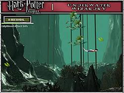 Harry Potter I - Underwater Wizardry game