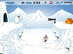 Himalayaya - Yeti Strikes Back game