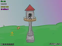 Permainan Artillery Tower
