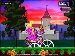 Permainan Princess Bella's Royal Ride