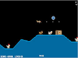 Super Kentuvky Space Battles game
