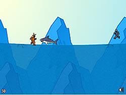 Permainan Shark Mountain