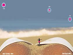 Permainan Bikini Bounce