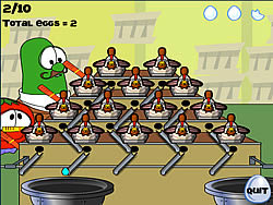 The Eggsperts game