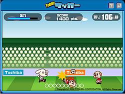 Tobby Soccer game
