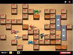 Box10 Bomber game