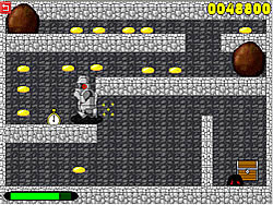 Permainan Robot Dungeon