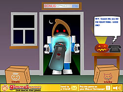Trick or Treat Xtreme game