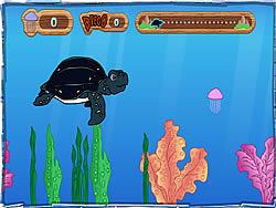 Tuga the Sea Turtle game
