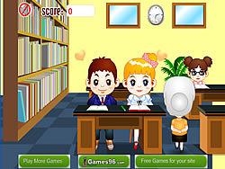Permainan Library Kiss