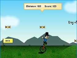 gra Unicycle Madness