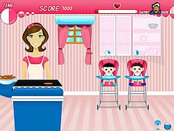 Permainan Mom's Cook