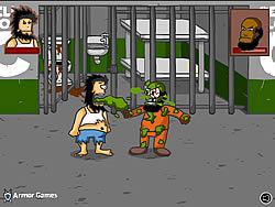 Hobo Prison Brawl spel