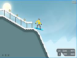 मुफ्त खेल खेलें Extreme Snowboard
