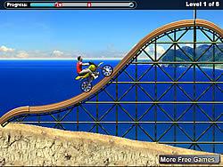 Jogar jogo grátis Beach Bike