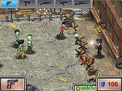 मुफ्त खेल खेलें GUNROX - Zombietown